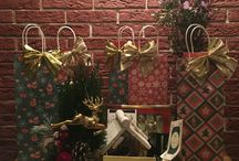 Подарки, упаковка