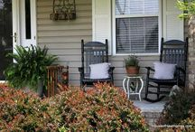 Front porch / by Lisa Turnbough