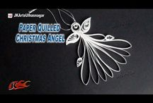Engel basteln