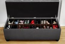All about the Shoes / Shoe storage