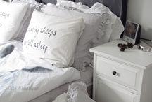 Dream house / Lovely, white, fresh, home sweet home