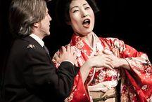 Madama Butterfly di Giacomo Puccini / varie rappresentazioni di Madama Butterfly presso St. Mark's Opera a Firenze