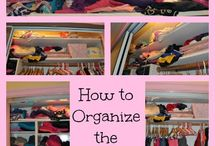 Organization tips / by Einat Kessler