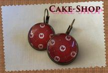 Les fantaisies de Cake-Shop