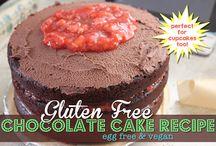 Vegan baking / GF and vegan baked goods and bread