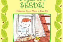 """Plant Your Dream Seeds (eBook) / Dream Seeds are hopes and wishes you have for yourself, someone you love or our world. With Spring upon us, it is a perfect time to start planning your Dream Seeds for all the hopes you'd like to see grow this year. These pages, from our eBook """"Plant Your Dream Seeds"""", will help you sow those desires into cultivated dreams! Access this free eBook at MakeBeliefsComix.com/eBooks/!"""