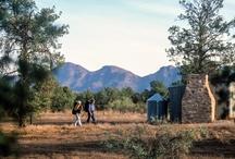 Campsites along the Heysen Trail
