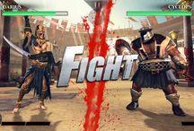 Gods of Rome - E03, Android GamePlay HD Hero Darius Achilles Upgrate