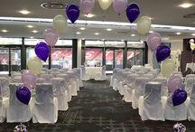 Styling   Ashton Gate Stadium   Enchanted Weddings Bristol