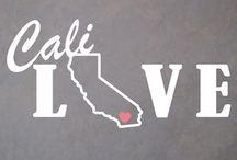 CaliLove / CaliLove - California Love - Cali Love - http://www.sdsticker.com/shop/