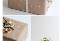 Gift ideas.