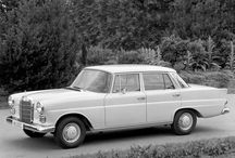 Mercedes-Benz S Class 200/220 Series 1959-1965 / Chassis type W110/111 Also known as Fintail