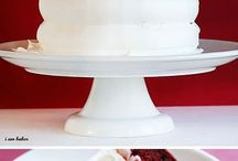 Wedding plans// The cake!