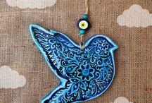 Ceramic decoration / Seramik Dekorasyon