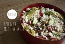 MjamJam Recepten / Hier vind je al onze eigen recepten.