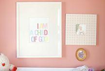 Nursery Re-do / by Lauren Booth