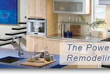 Kitchen Cabinet Refacing / Ways to remodel your kitchen.