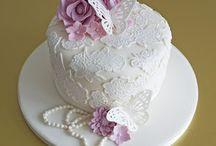 Mums 60th birthday cake