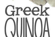Quinoa  & rice recipes