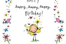 Birthday Wishes & Cupcake kisses