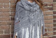 Sidewalk shawl