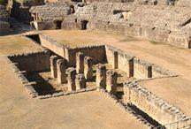 Arqueología en Sevilla / Recopilación de los principales restos arqueológicos de la ciudad de Sevilla.