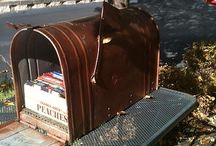 Tiny Free Libraries from around the world / This board shows examples of some fun, novel and tiny Libraries from around the world.