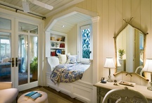 Cozy & Clever Built-in's  / Clever ways to use every space your home has to offer.  / by Connie Rizzo-Turpin