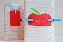 Teacher gifts / by Kristin Mccarty-Westervelt