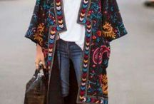 Fashion things - kimonos/jackets