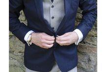 trajes hombres