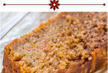 Katrina's Hand-Picked Healthy Baking Recipes