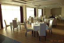 Étterem / Látogass el éttermünkbe és adózz a gasztronómiai csodák élvezetének!