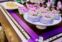festa a tema - fiori