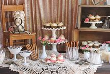 Bachelorette/Bridal shower ideas