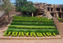 Udayagiri Caves of Bhubaneswar