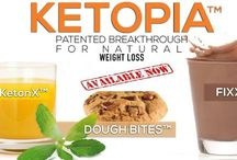 Healthy weight loss ~ Ketopia / by Judee Light