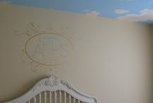 Violets room