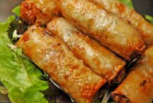 Vietnamese fried spring rolls ranks world's top 10 culinary dish / #Vietnamese fried spring roll (Nem Ran) has been listed among the top 10 culinary dishes, according to CNN Travel's voters.