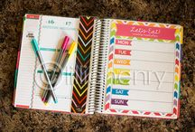 Be organized / Bullet Journal ideas, how to and inspiration