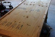 Woodworking details