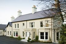 Neo Georgian Classical Residences by Paul McAlister Architects / Neo Georgian Classically inspired homes in Ireland