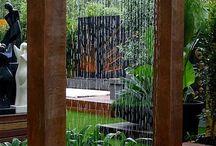 Fontaine / Jardin
