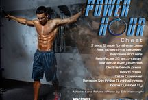 POWER HOUR Workouts 3.0 / www.HUMANFITPROJECT.com