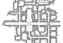 Dungeons / Containing mostly maps