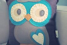 Owl my love / by Heidi Lowell