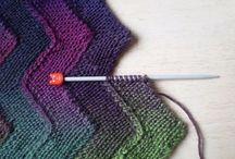 Puntos y más puntos / Lanas crochet