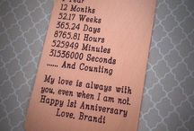 gifts anniversary