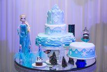3 aninhos da Letícia Frozen