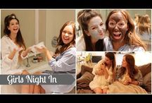How to Look Fabulous / Tips on skincare, hair and relaxing home spa